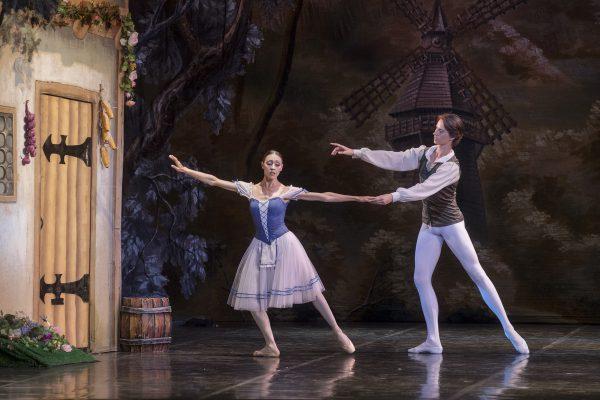 """""""GIZELLE"""" Ballet """"La Classique"""" Summer 20171"""