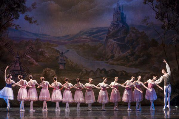 """""""GIZELLE"""" Ballet """"La Classique"""" Summer 20173"""