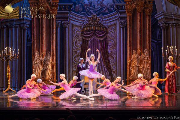 """SLEEPING BEAUTY"" Ballet ""La Classique"" 5"