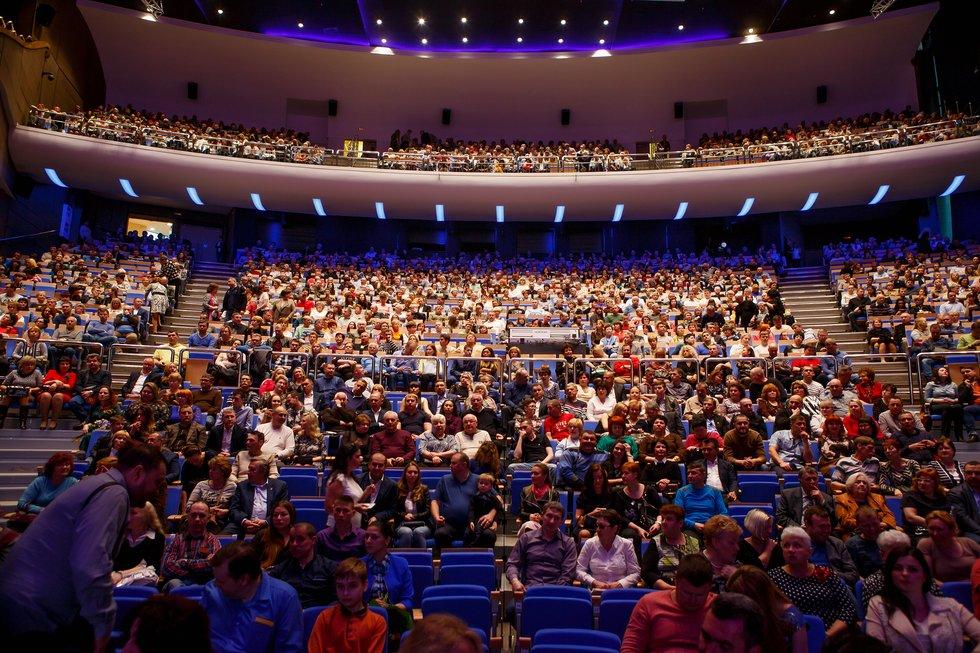 Концерты, которые «Янтарь Холл» представляет в сентябре