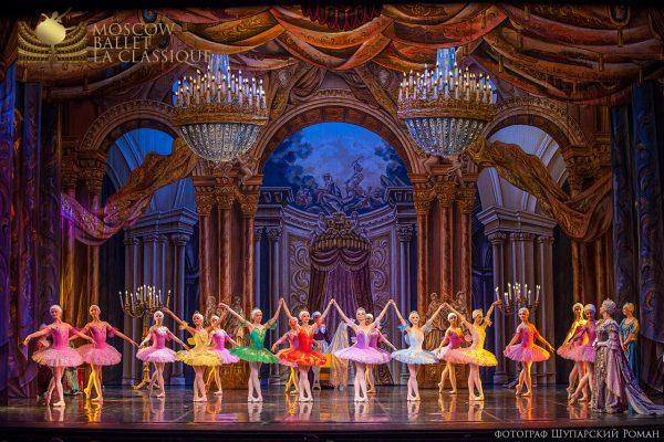 """SLEEPING BEAUTY"" Ballet ""La Classique"" 11"